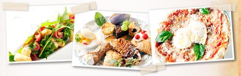 タランテッラではイタリアの伝統料理をご堪能いただけます。